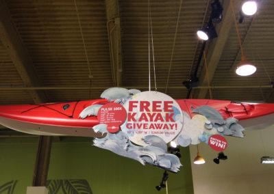 Whole Body Kayak