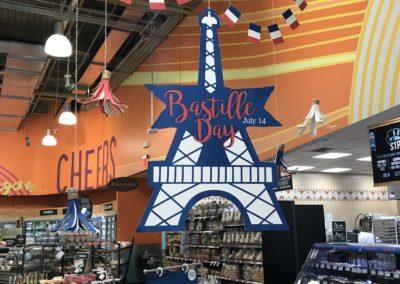 Bastille Day Dangler