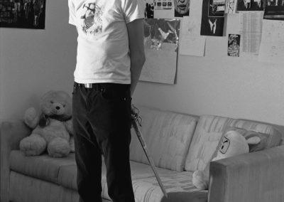 Brian at Home - 2004